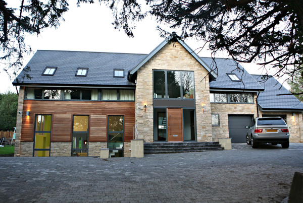 Architects Fatfield House